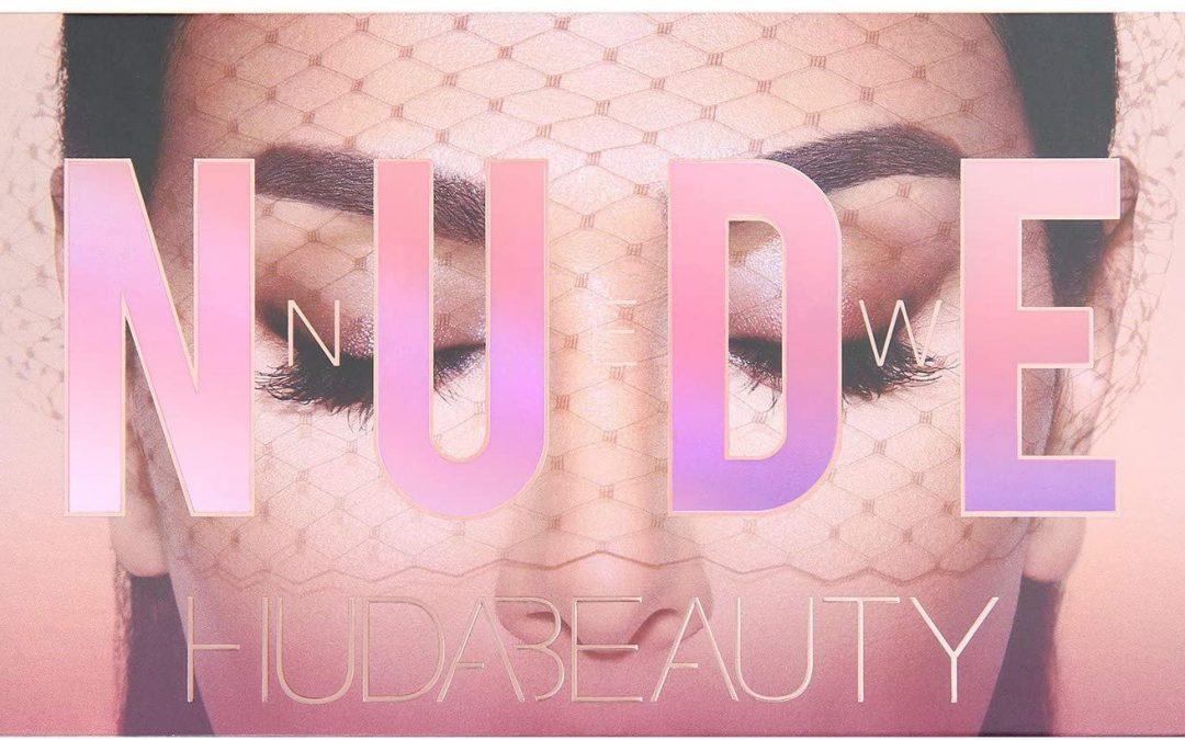 Huda Beauty Nude Eye Shadow Palette img3