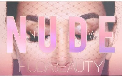 Huda Beauty Nude Eyeshadow Palette Review
