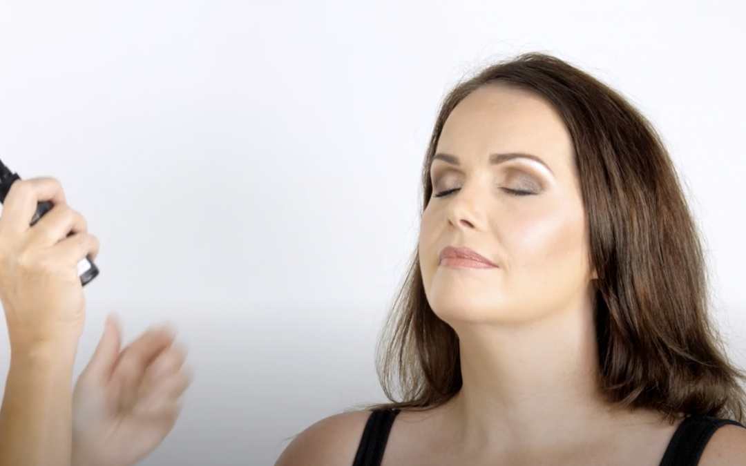 Setting your Make up for long lasting results