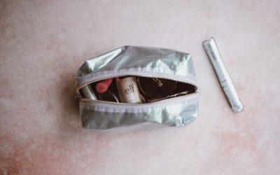 How To Make a DIY Makeup Bag